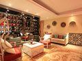 富裕型130平米三室一厅法式风格储藏室图片大全