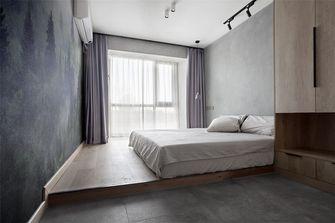 110平米三室两厅混搭风格卧室欣赏图