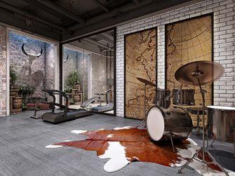 5-10万140平米三室两厅北欧风格影音室装修案例