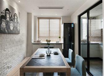 140平米一室一厅宜家风格餐厅装修图片大全