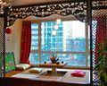 5-10万120平米三室两厅东南亚风格阳台装修效果图