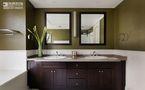 140平米三室两厅新古典风格卫生间家具图