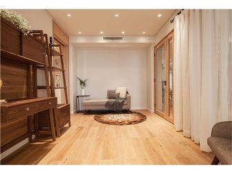 130平米四室两厅日式风格阳光房装修图片大全