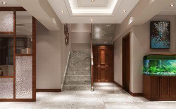 富裕型140平米复式新古典风格楼梯装修图片大全