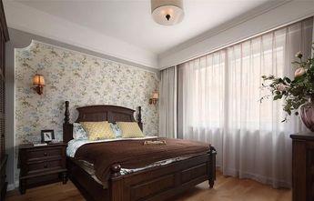 130平米三室一厅美式风格卧室图片