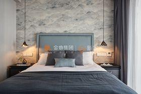 80平米北歐風格臥室設計圖