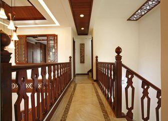 100平米三室一厅东南亚风格走廊图