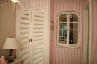 70平米田园风格卧室欣赏图