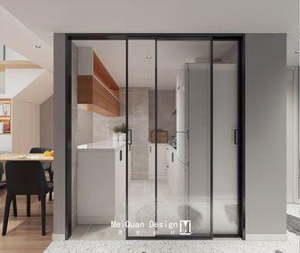 110平米复式日式风格厨房效果图