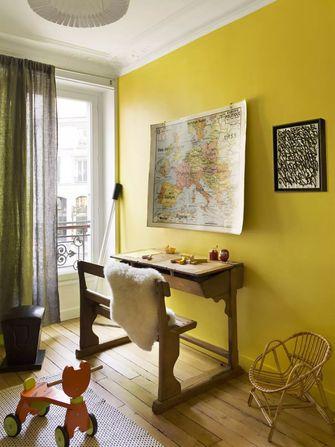100平米三室一厅欧式风格儿童房图片