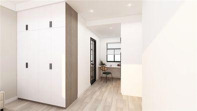 120平米四室两厅现代简约风格衣帽间欣赏图