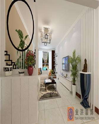 140平米公寓欧式风格玄关装修图片大全