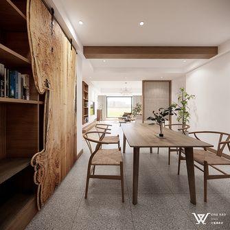 130平米四室两厅日式风格餐厅效果图