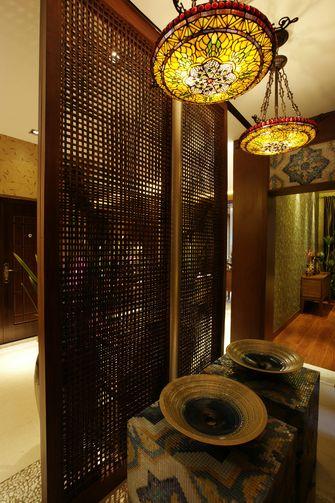 10-15万120平米三室两厅东南亚风格玄关图