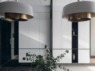 140平米四室一厅现代简约风格餐厅装修图片大全