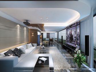 140平米四室两厅欧式风格影音室效果图