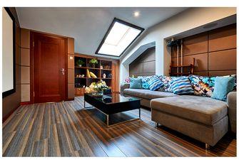 20万以上140平米别墅其他风格阁楼装修图片大全