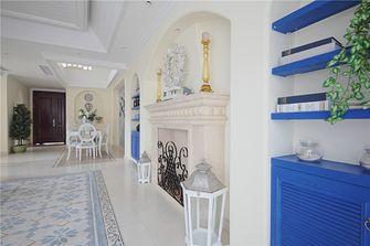 140平米三室两厅地中海风格客厅图