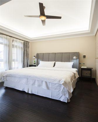 80平米一室一厅欧式风格卧室图