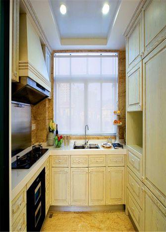 140平米三室两厅欧式风格厨房图片