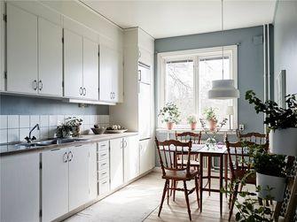 5-10万60平米一室一厅北欧风格厨房装修案例