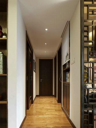 90平米三室两厅中式风格走廊设计图