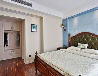 140平米三室三厅混搭风格卧室图