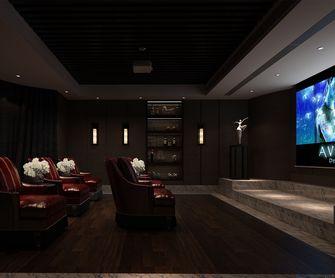 140平米四室两厅混搭风格影音室装修案例