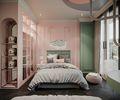 140平米四法式风格儿童房装修图片大全