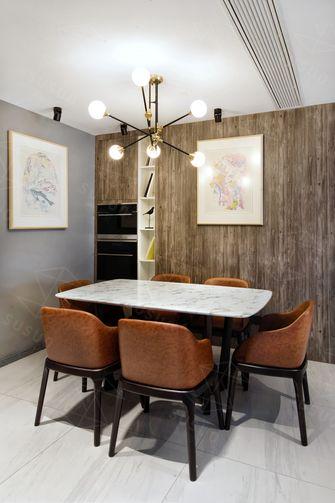 70平米现代简约风格餐厅装修效果图
