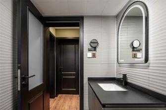 80平米新古典风格卫生间装修图片大全
