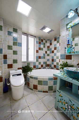 140平米四室两厅地中海风格卫生间装修图片大全
