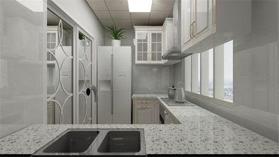 90平米现代简约风格厨房图片大全