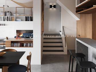 110平米复式混搭风格走廊效果图