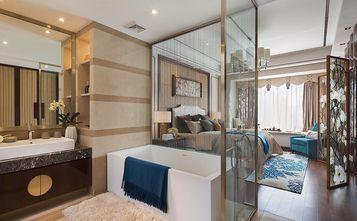 90平米三室两厅中式风格卫生间装修图片大全
