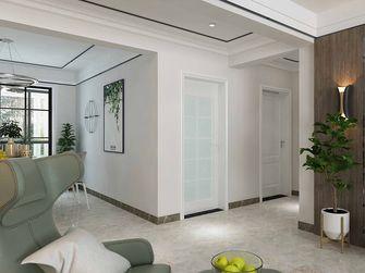 120平米三室两厅美式风格玄关装修案例