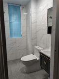 120平米三室两厅中式风格卫生间欣赏图