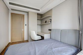 140平米四室一厅现代简约风格儿童房图片大全
