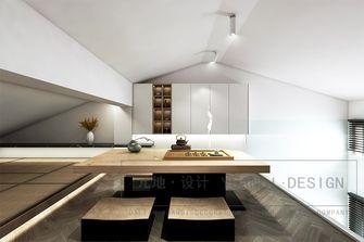豪华型120平米复式现代简约风格书房图
