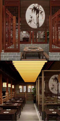 140平米公寓中式风格其他区域图片大全