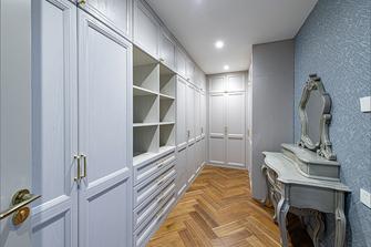 20万以上140平米三室两厅新古典风格储藏室欣赏图