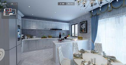 140平米复式欧式风格厨房图