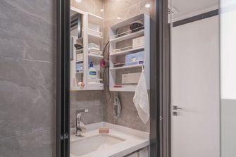 豪华型110平米三室两厅北欧风格卫生间设计图
