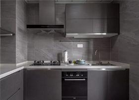 130平米三北歐風格廚房裝修案例