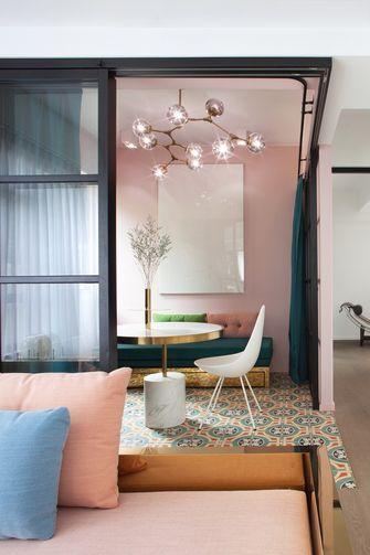 70平米一居室北欧风格客厅欣赏图