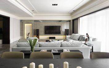 20万以上140平米三室四厅欧式风格客厅图片