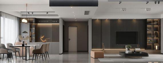 豪华型130平米三欧式风格走廊欣赏图