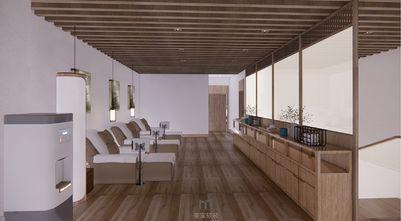 140平米日式风格走廊效果图