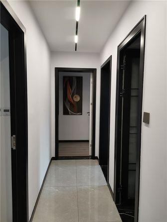 120平米三室两厅现代简约风格走廊装修案例