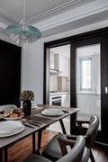 30平米以下超小户型混搭风格厨房装修案例